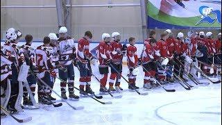 Новгородские «Йети» скрестили клюшки с командами из столиц за Кубок губернатора по хоккею