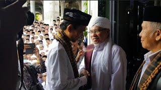 Kedatangan UAS (Ustad Abdul Somad Lc.MA) Di Dayah MUDI MESRA Samalanga, Aceh