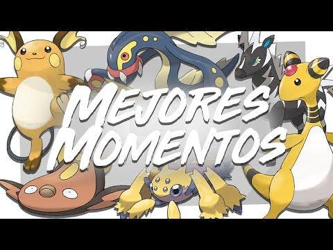 MEJORES MOMENTOS - Pokémon Blanco Monotype - Tiasmile
