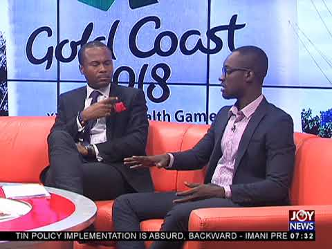 2018 Commonwealth Games - AM Sports on JoyNews (5-4-18)