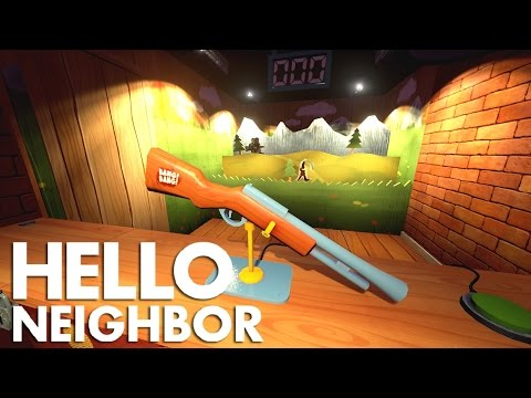 Gameplay de Hello Neighbor