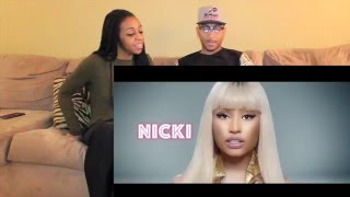 "Couple Reacts : ""No Broken Hearts"" By Bebe Rexha ft. Nicki Minaj Reaction!!"