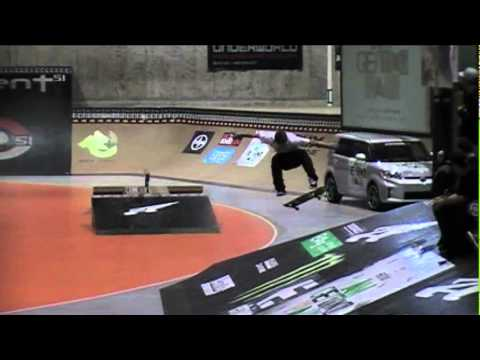Jon Cosentino / 5th place Etnies AM GETTING PAID Finals 2010