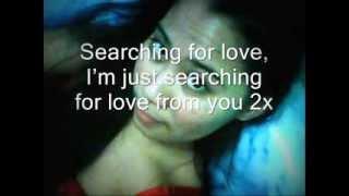AKON-SEARCHING FOR LOVE LYRICS