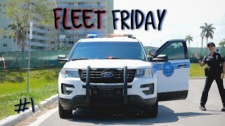 Police Fleet Friday's : Whats inside a Police Patrol Vehicle (Ford Explorer) - Video Youtube