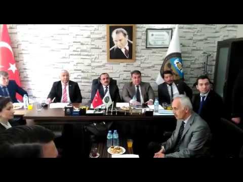 Ali Tüzün yeniden Başkan