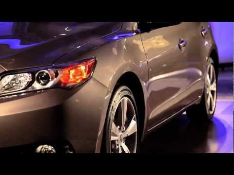 2013 Acura ILX - 2012 Chicago Auto Show