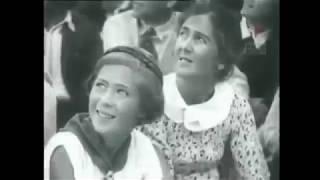 День авиации - 18 августа 1937 год. . Воздушный парад в Тушино под Москвой. (исправленная версия)