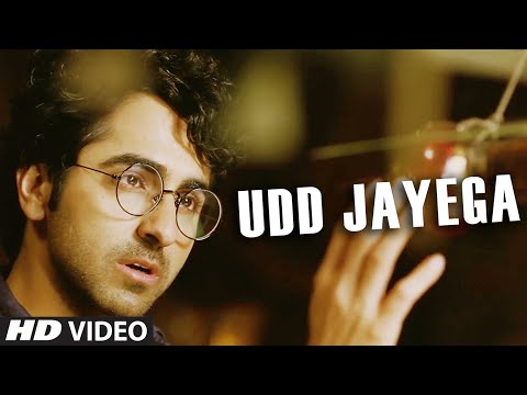 'Udd Jayega' Video Song | Ayushmann Khurrana | Hawaizaada | T-Series