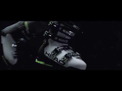 Смотреть видео Горнолыжные ботинки Head Advant Edge 85X W 18/19