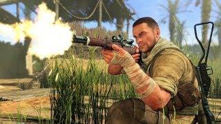 Sniper Elite 3 video