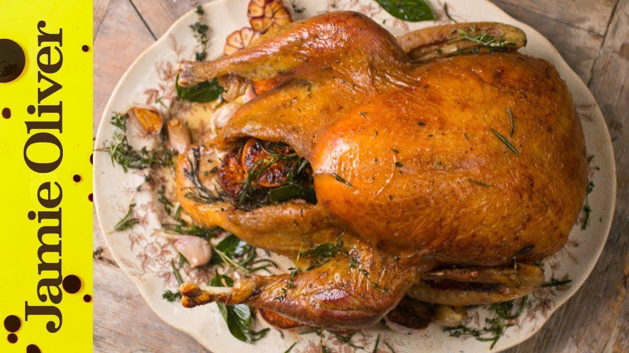 Fail Safe Roast Turkey Jamie Oliver