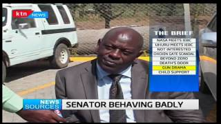 News Sources: Nominated Senator Paul Njoroge charged in court for brandishing a weapon to civilians