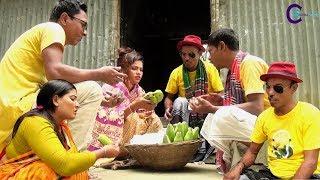 দেশি কলার ব্যবসা I তারছেড়া ভাদাইমা I  deshi kolar bebsa  I Tarchera Vadaima  I Bangla Koutuk 2019