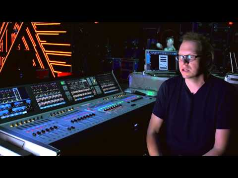 Harry Bishop (monitor engineer, Years & Years) on Soundcraft Vi5000