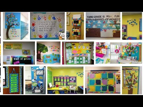 mp4 Class Decoration For Elementary School, download Class Decoration For Elementary School video klip Class Decoration For Elementary School