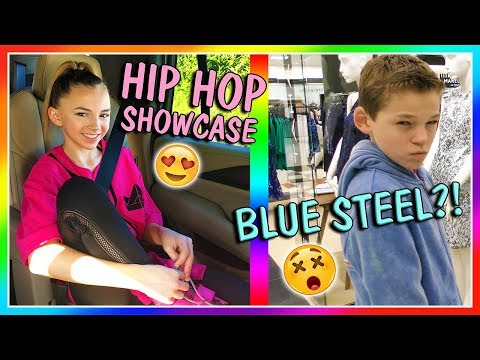 KAYLA'S FIRST HIP HOP SHOWCASE | We Are The Davises