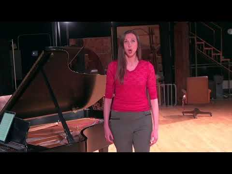 Here is a sample of me singing Urlicht by Mahler