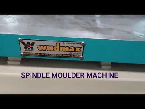 SPINDLE MOULDER HEAVY DUTY