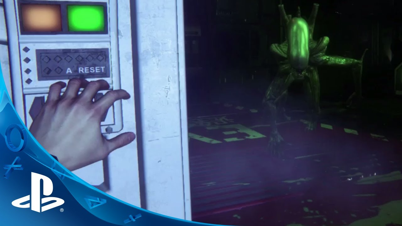 First Look: Behind the Terror of Alien: Isolation
