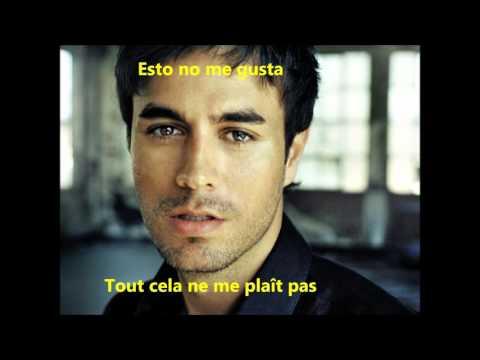 Enrique Iglesias : El perdon - (traduction en français)