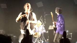 Radiohead Live Nude + Indentikit (begining) @ Le Zénith, Paris (24052016)