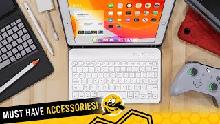 iPad 10.2 MUST HAVE Accessories - 8th Gen (2020) / 7th Gen (2019) Cases, Pencils and More!