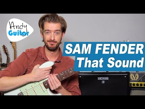 SAM FENDER - 'THAT SOUND' Guitar Lesson // chords & riff