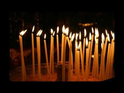 Утренние молитвы Братия Монастыря Ущелья Мариамполь Бахчисарай
