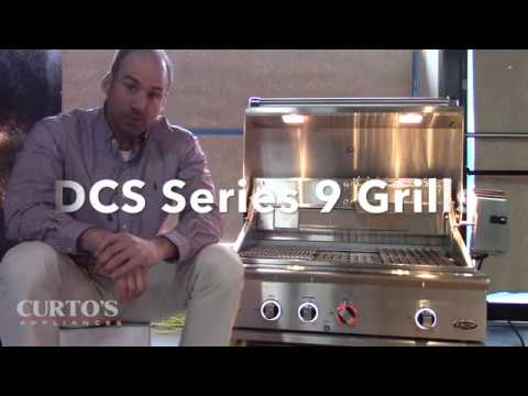 2018 New DCS Grill Review: Series 9