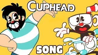 """CUPHEAD RAP SONG ► Cover by Caleb Hyles """"You Signed a Contract"""""""