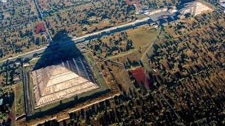 Teotihuacán, el lugar en el que nacieron los dioses - Pirámide del sol, Enigmas, México