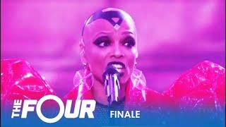 """Sharaya J: EMOTIONAL Cover Of """"Juicy"""" By Biggie In Front Of Diddy! 