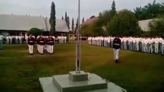 Upacara Bendera SMKN 2 Karang Baru Aceh Tamiang Setiap Hari Senin