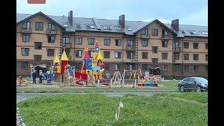 В новом микрорайоне «Аркажская слобода» готовятся к сдаче четыре дома первого квартала