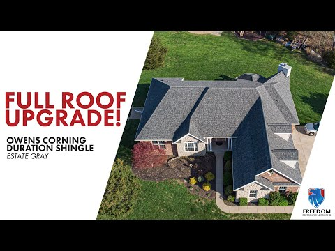 Defiance, Missouri home gets a new Owens Corning Duration Roof!