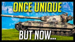 ► Once Unique, Now Forgotten FV215b - World of Tanks FV215b Gameplay