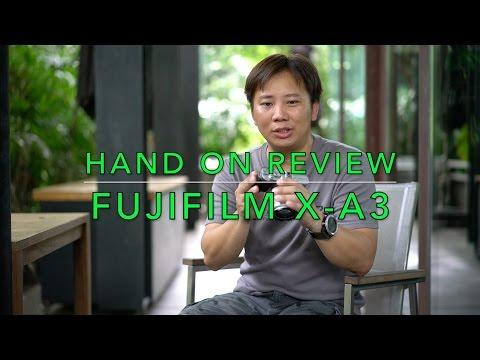 Tech Chill ตอนที่ 186 กล้อง Fujifilm X-A3