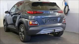 Anhängerkupplung Hyundai Kona abnehmbar 1156035