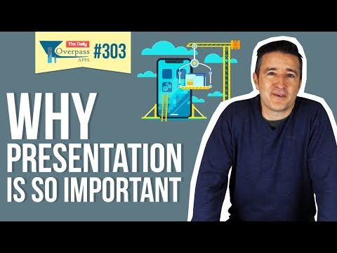 📱 Why Presentation is So Important | Indie App Developer