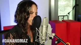 """230714   Bonnie Anderson   """"Blackout""""   The Dan & Maz Show   2DayFM"""