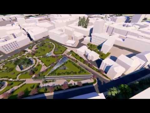 Predstavljeno idejno rješenje uređenja Hastahane (VIDEO)
