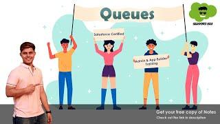 Queues in Salesforce  How to Set Up queues in Salesforce