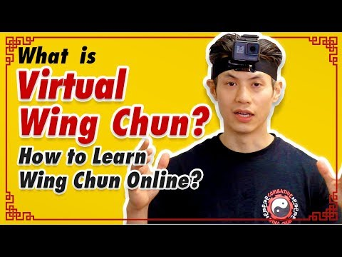 What is Virtual Wing Chun? How to Learn Wing Chun Online