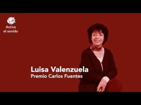 Luisa Valenzuela, Premio Carlos Fuentes