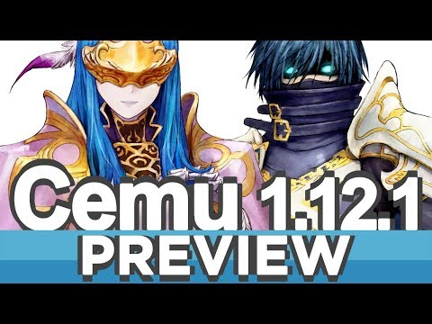 Cemu 1,12,1 (Wii U Emulator) | Improvements Preview