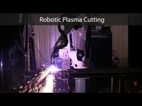 Robotic Plasma Cutting