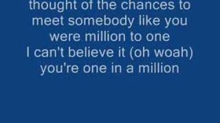 Miley Cyrus One In A Million (With Lyrics)