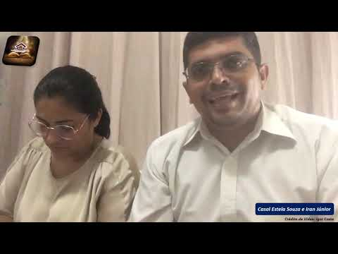 Viideo Estela Souza e Iran Junior