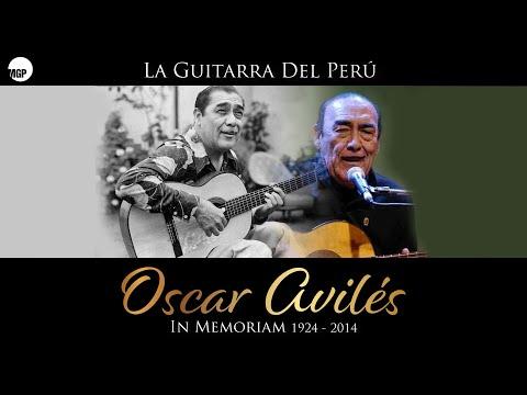 2. Acuarela Criolla - Oscar Avilés (feat. Fiesta Criolla) - La Primera Guitarra del Perú